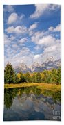 Teton Reflections Bath Towel