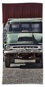 Thames Trader Vintage Truck Bath Towel