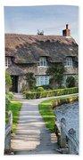 Thatched Cottage Thornton Le Dale Bath Towel