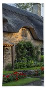 Thatched Roof Bath Towel