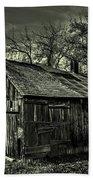 The Adirondack Mountain Region Barn Bath Towel