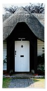 The Barn House Door Nether Wallop Bath Towel