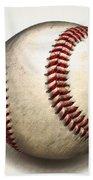The Baseball Hand Towel