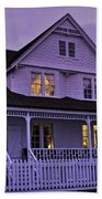 The Bed And Breakfast At Heceta Bath Towel