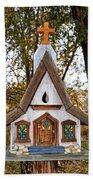 The Birdhouse Kingdom - Steller's Jay Bath Towel