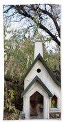 The Birdhouse Kingdom - The Pileated Woodpecker Bath Towel