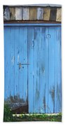 The Blue Door Bath Towel