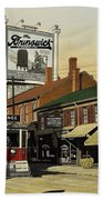 The Brunswick 1916 Bath Towel