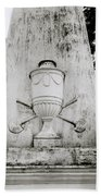 The Calcutta Cemetery Bath Towel