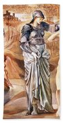 The Call Of Perseus, C.1876 Bath Towel