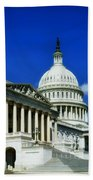 United States Capitol Bath Towel