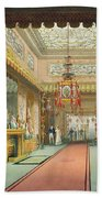 The Chinese Gallery, From Views Bath Towel