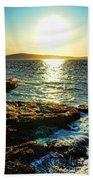 The Coast Of Maine Bath Towel