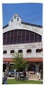 The Coliseum Fort Worth Texas Bath Towel