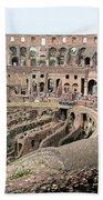The Colosseum Bath Towel