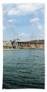 The Conowingo Dam Bath Towel