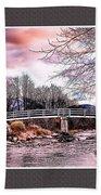 The Crossing II Brenton Woods Nh Hand Towel