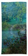 The Dawn Of Tranquility Hand Towel