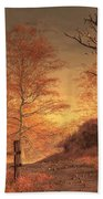 The Dead Tree Hand Towel