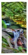 The Emerald Forest 14 Bath Towel