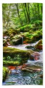 The Emerald Forest 15 Bath Towel