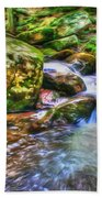 The Emerald Forest 2 Bath Towel