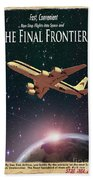 The Final Frontier Bath Towel