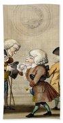 The First Approach, C.1790 Bath Towel