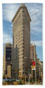 The Flatiron Building Hand Towel