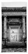 The Free Library Of Philadelphia - Manayunk Branch Bath Towel
