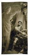 The Ghost Of Julius Caesar, In The Play Bath Towel