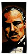 Godfather Bath Towel