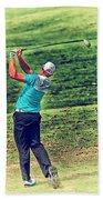 The Golf Swing Hand Towel