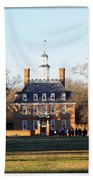 The Governor's Palace Bath Towel