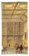 The Great Hall, Hatfield, Berkshire Hand Towel