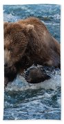 The Grizzly Plunge Bath Towel