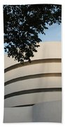 The Guggenheim Museum Bath Towel