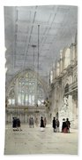 The Guildhall, Interior, From London As Bath Towel
