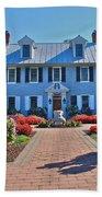 The Homestead Birthplace Of Milton Hershey Bath Towel