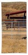 The Horse Ranch 3 Bath Towel