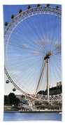 The London Eye Hand Towel