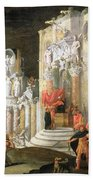The Martyrdom Of St. Catherine, 17th Bath Towel