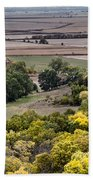 The Missouri River Valley Hand Towel