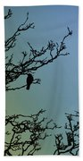The Morning Moon Hand Towel