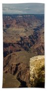The Nooks And Cranies Of The Grand Canyon Bath Towel