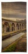 The Old Aqueduct Bath Towel