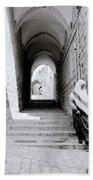 The Old City Of Jerusalem Bath Towel