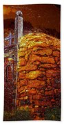 The Old Gates Of Galisteo Hand Towel