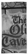 The Old Tavern Bath Towel