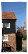 The Old Water Mill Bosham Bath Towel